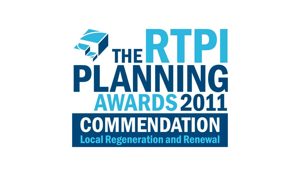 Heartlands receives and RTPI Award for Local Regeneration and Renewal