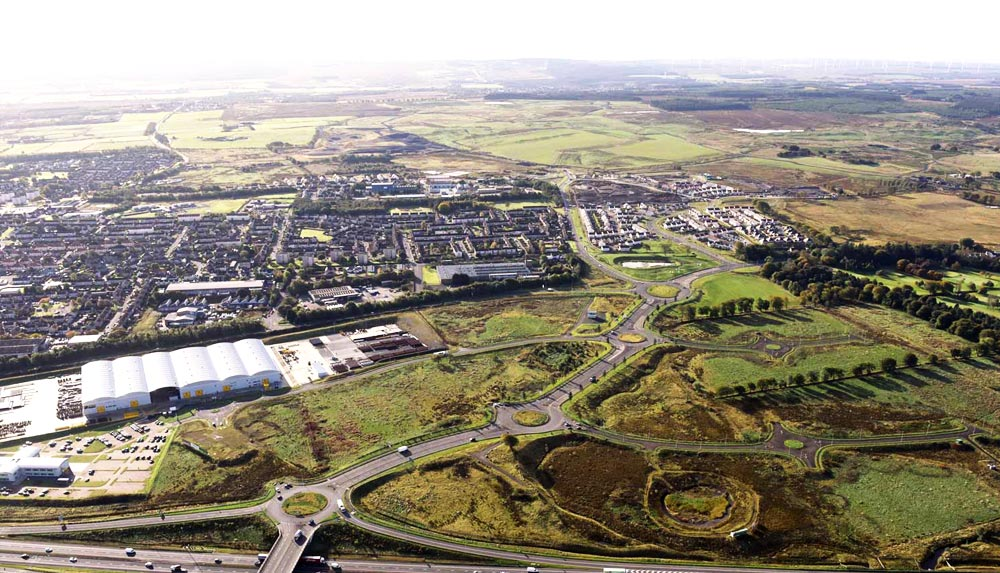 Green Town Heartlands, part of the WElink Group, purchased the development in 2016